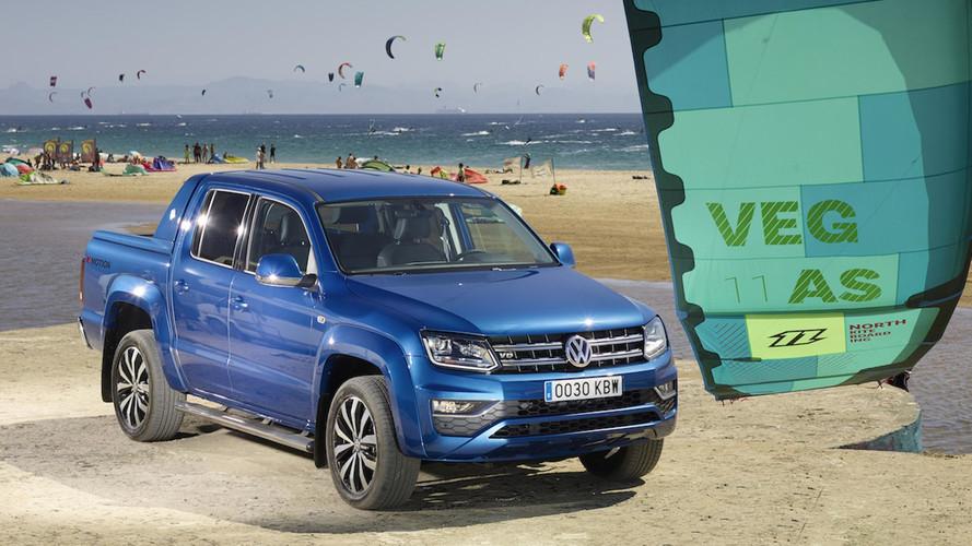 Volkswagen Amarok 2018, primera prueba de la edición especial Aventura