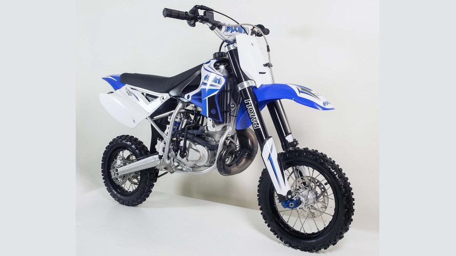 Polini presenta sus nuevas motos de competición infantiles XP1R y XP3R