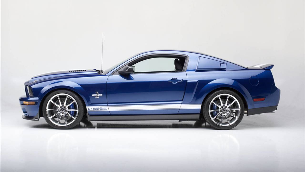 2007 ford mustang shelby gt500 super snake auction photos. Black Bedroom Furniture Sets. Home Design Ideas