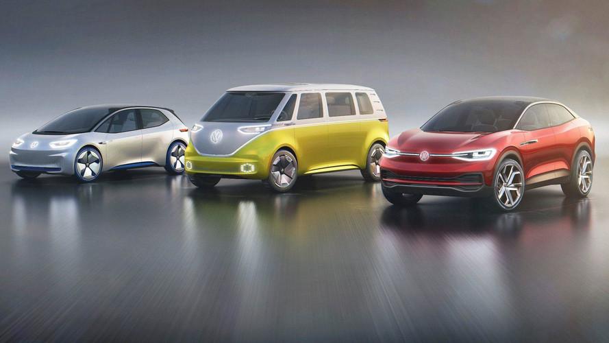 Volkswagen, I.D. Cruiser ve I.D. Freeler isimlerinin patentini aldı