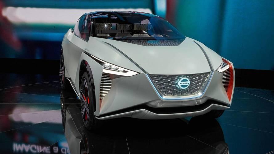 Nissan apresentará veículo elétrico inédito no Salão de Pequim
