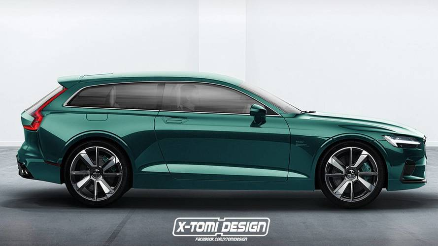 Polestar 1 Shooting Brake Render Makes You Wish For The Impossible