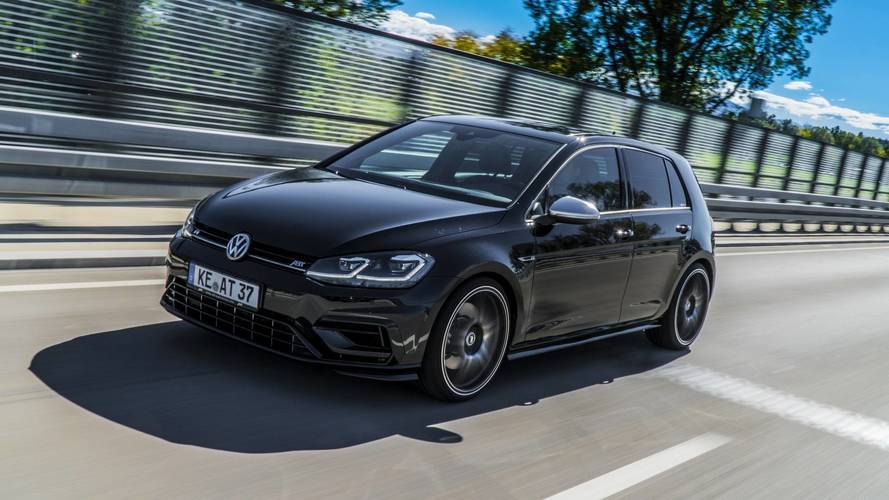 400-HP VW Golf R From ABT Is The Ideal R400 Alternative