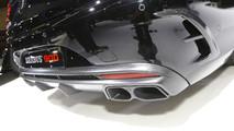 Brabus Mercedes S65 Cabrio Rocket 900 live in frankfurt
