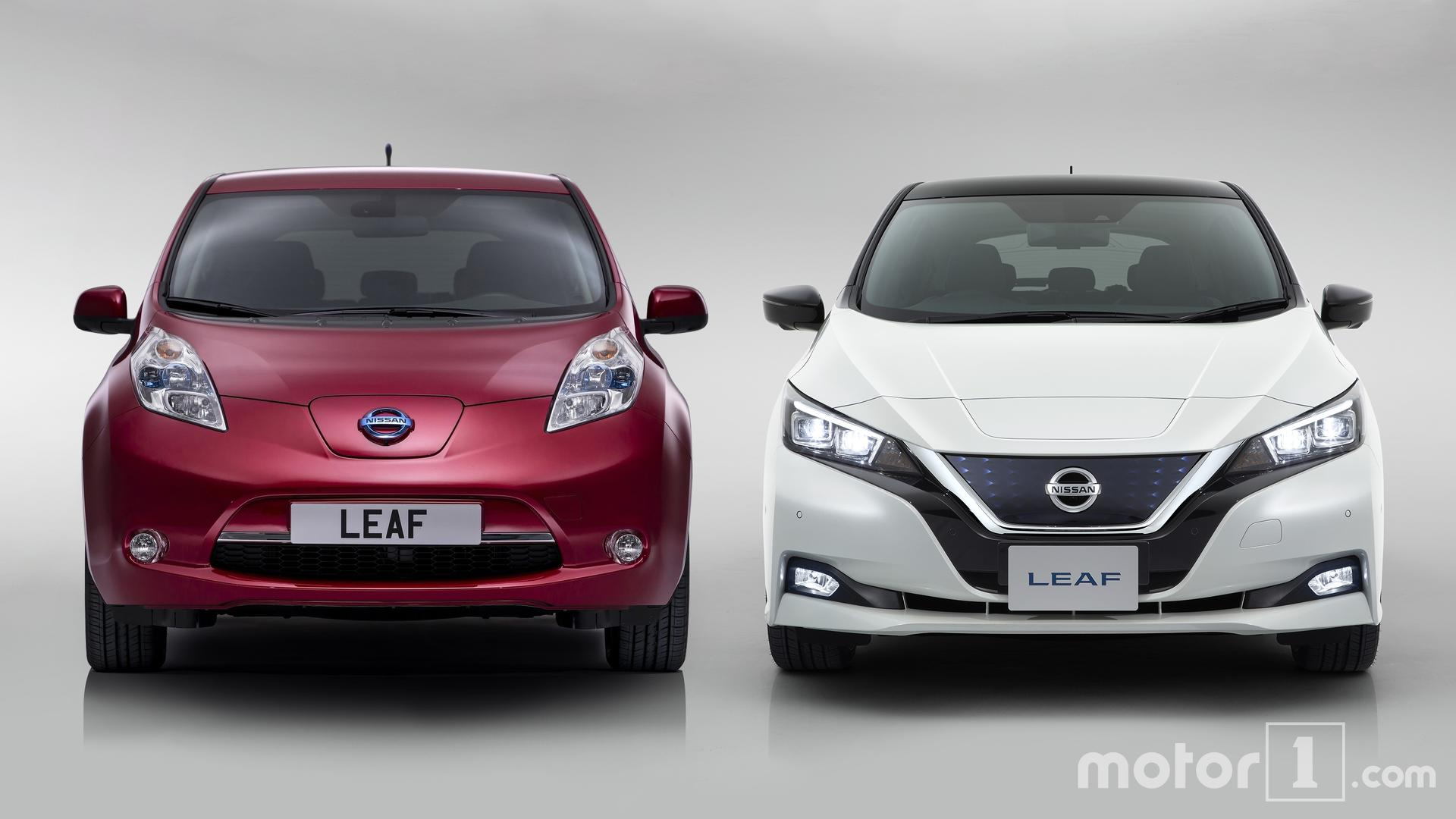 the leads offers engine car of up a that emission in uk zero cheaper running conventional taxi also and costs its four nissan for combustion electric to world leaf benefits than times addition sales
