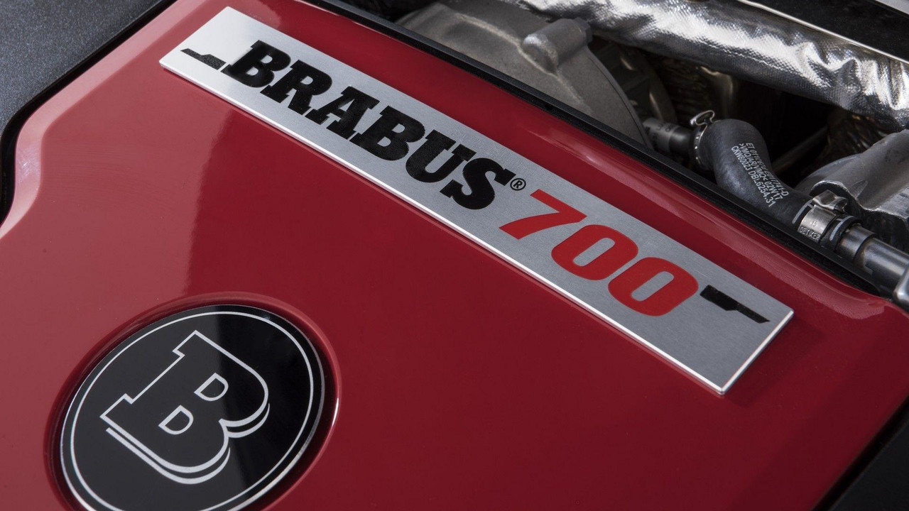 Brabus Mercedes-AMG E63