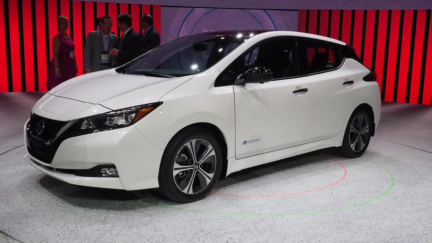 Trusted Source Says 60-kWh Nissan Leaf Will Have 225 Mile Range