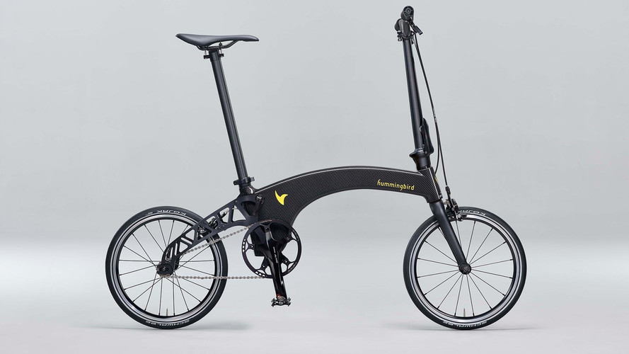 Prodrive Hummingbird Folding Bicycle
