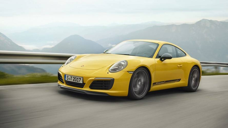Porsche 911 Carrera T 2018, pureza dinámica