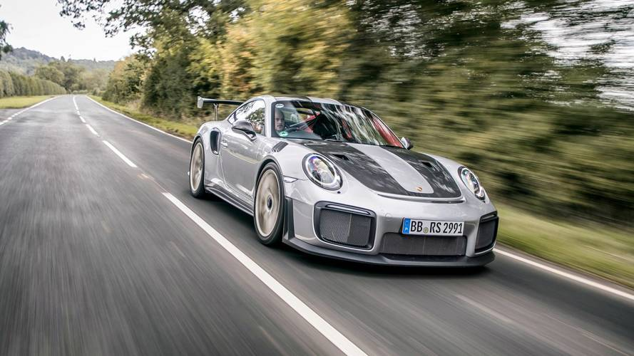 2018 Porsche 911 GT2 RS first drive: Delicate brutality