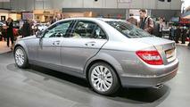 Mercedes C-Class Unveiling