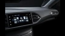 Il Touchscreen della Peugeot 308