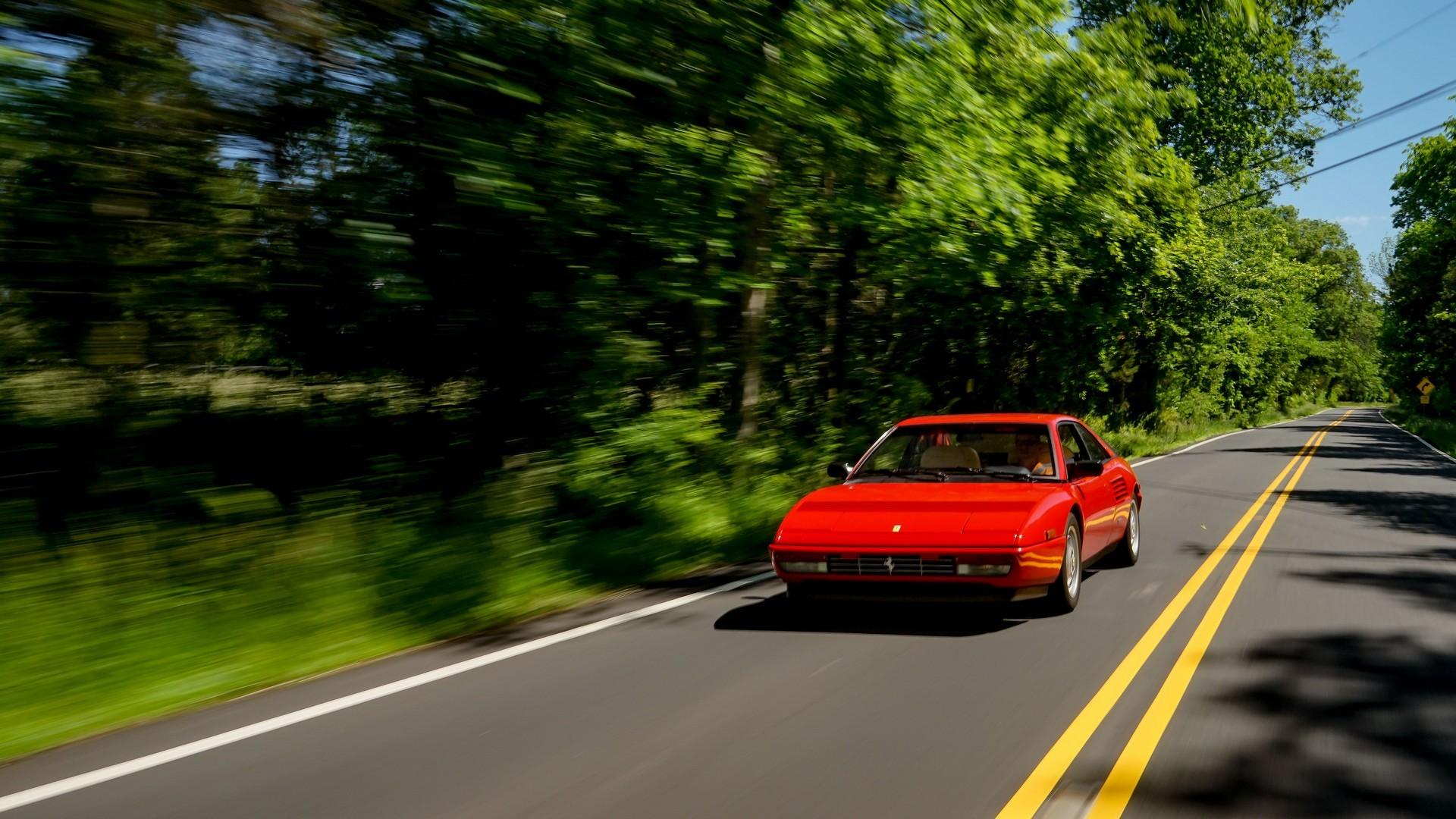 1989-ferrari-mondial-t Extraordinary Ferrari Mondial 3.4 T Review Cars Trend