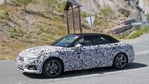 2018 Audi A5 Cabriolet spy photo