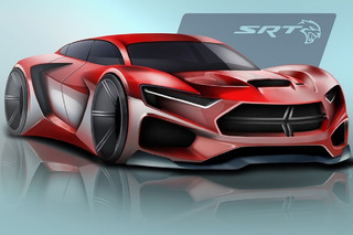See the Winners of Dodge's 2025 SRT Hellcat Design Competition