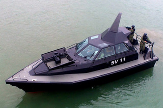 Drone Boats Could Cut Costs in Costal Patrol Missions