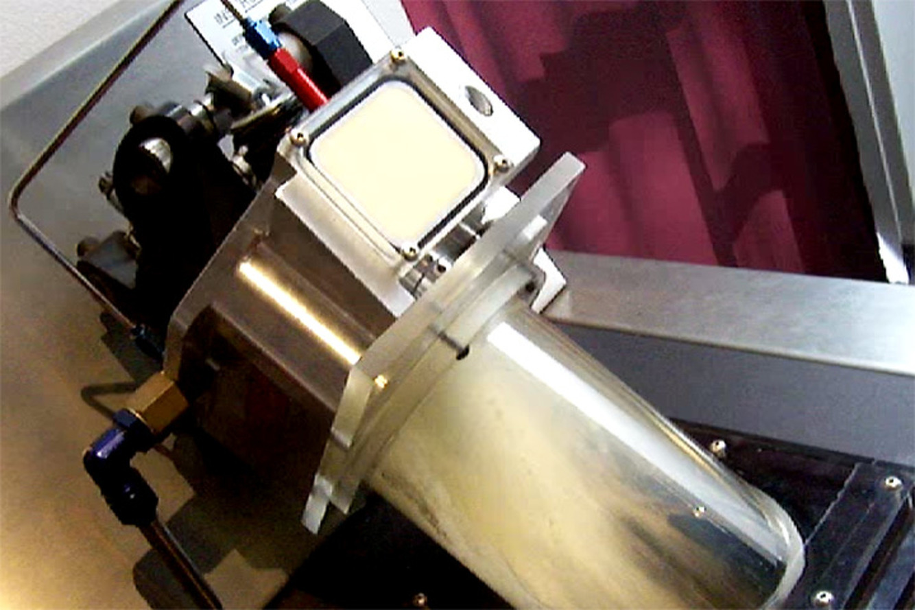 Watch How Much Fuel One Cylinder of a Top Fuel Dragster Uses