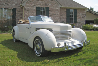 Cord Trademark for Sale by Family of Classic 8/10 Builder