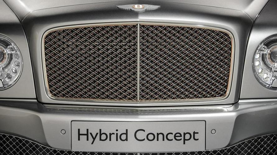 Bentley'in tüm modelleri için hibrit versiyonu geliyor