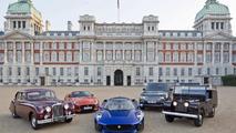 Jaguar / Land Rover for Coronation Festival 09.7.2013