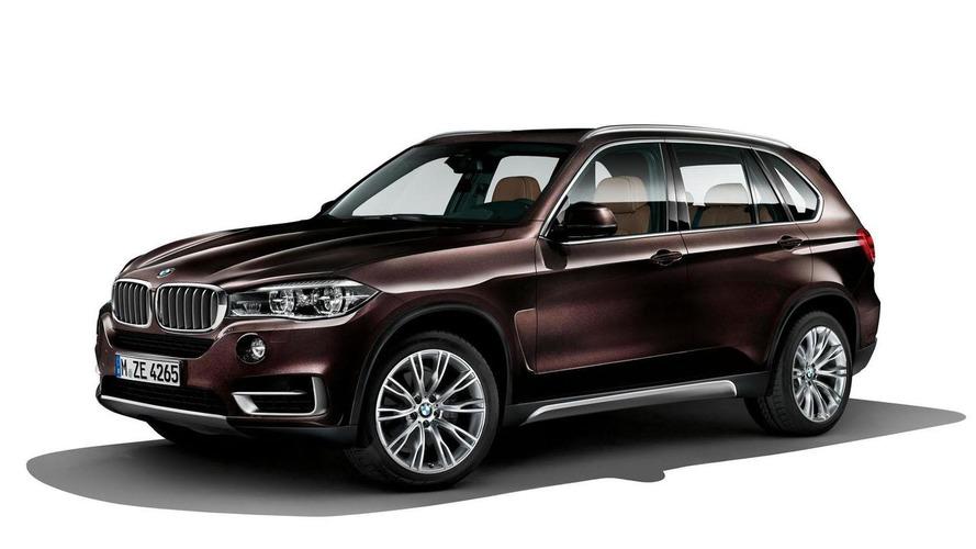 2014 BMW X5 Individual announced