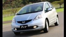 Honda convoca Fit, City, Civic e CR-V para recall por problema no airbag