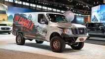 Nissan NV Cargo X: Chicago 2017