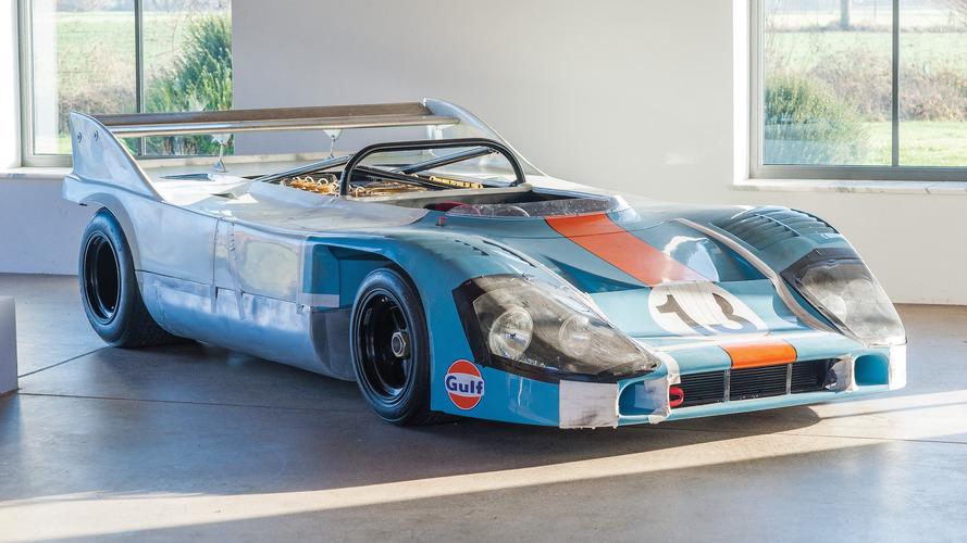 Qui veut acheter une Porsche 917 ?