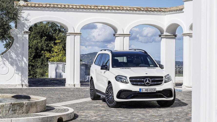 Mercedes-Benz GLS Serisi