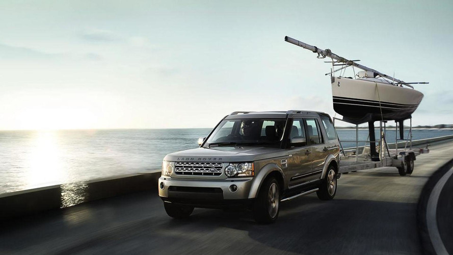 2012 Land Rover Discovery 4 & Range Rover Sport get detailed