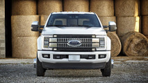 2017 Ford F-Series Super Duty