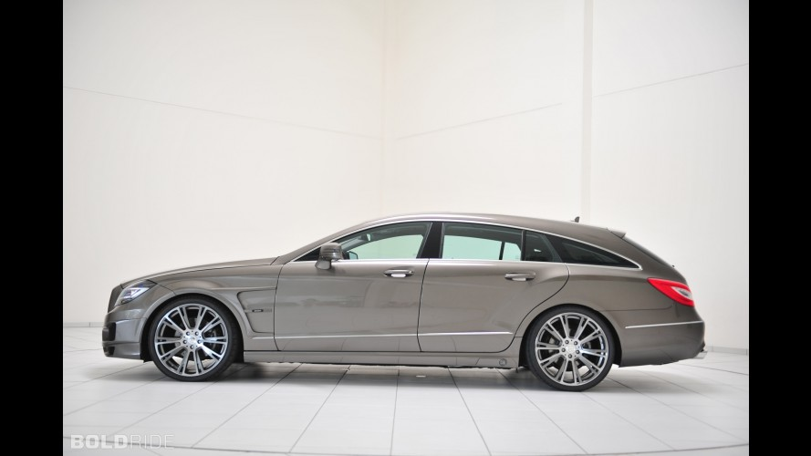Brabus Mercedes-Benz CLS Shooting Brake