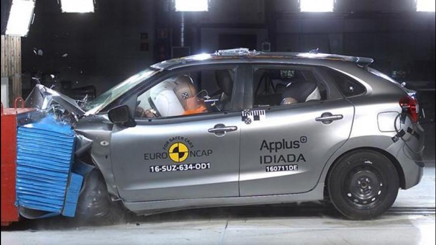 Euro NCAP, è arrivata la doppia valutazione nei Crash Test [VIDEO]