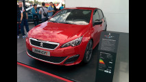 Peugeot 308 GTi live a Goodwood