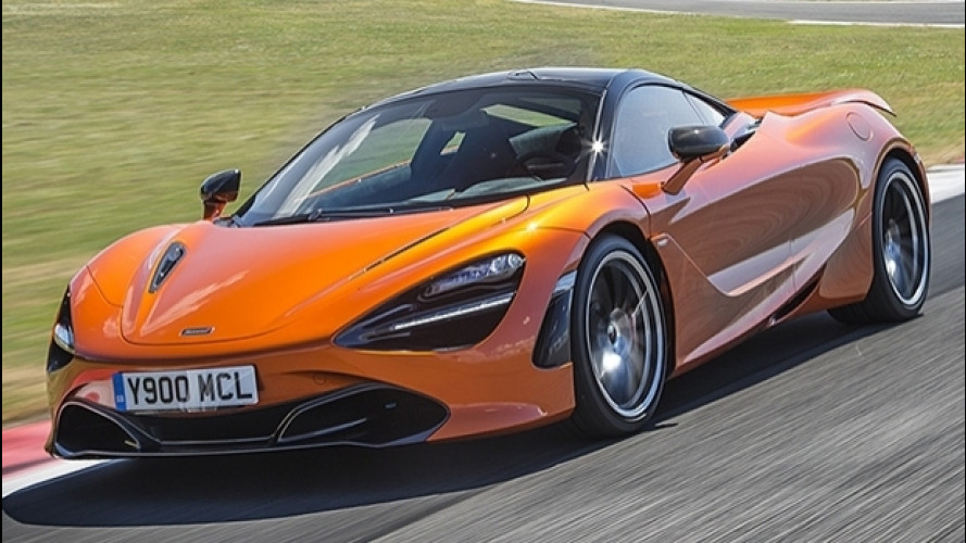 McLaren 720S, a tu per tu con la supercar del futuro [VIDEO]