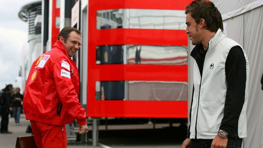 Bosses say no to early Alonso switch theory