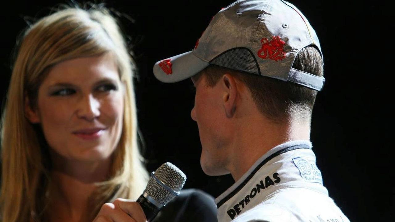 CAP OF Michael Schumacher (GER), Mercedes GP Petronas F1 Team, Mercedes GP Presentation, 25.01.2010 Stuttgart, Germany