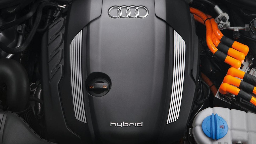 2012 Audi A6 Hybrid announced [video]