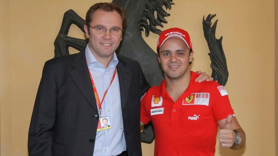 Domenicali indicates Massa to stay at Ferrari