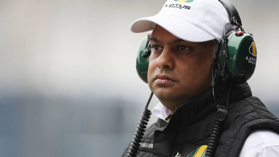 Ferrari struggle shows Lotus not 'rubbish' - Fernandes