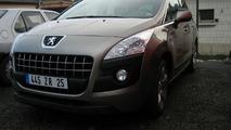 Peugeot 3008 Spied Undisguised Ahead of Geneva Unveiling