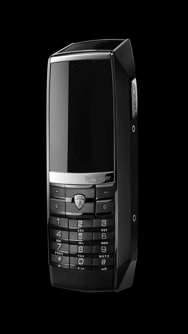 TAG Heuer, MERIDIIST Automobili Lamborghini mobile device