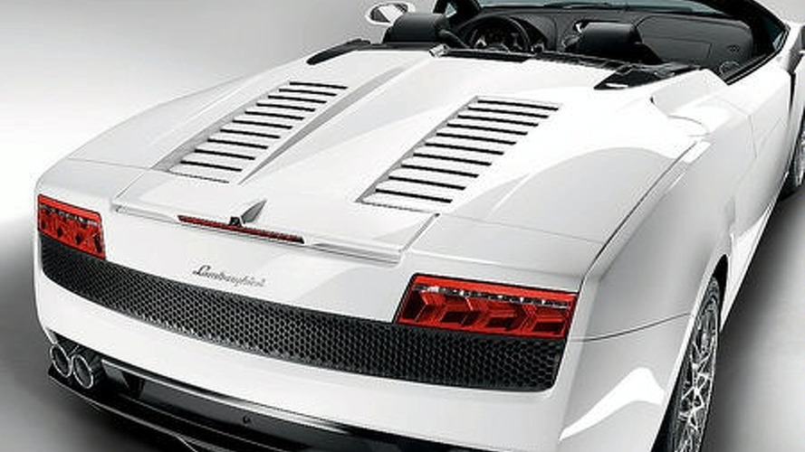 Lamborghini Gallardo LP 560-4 Spyder on Video