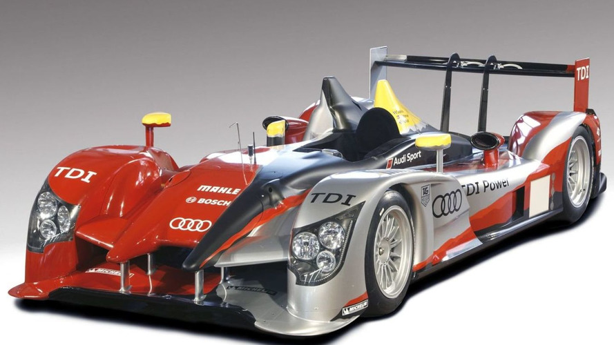 Audi R15 TDI Design for 2010 Revealed