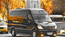 Mercedes-Benz Sprinter-based Brilliant Van 29.03.2011