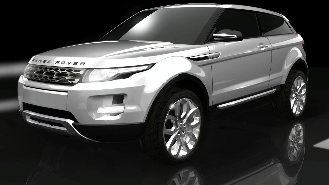 2012 Range Rover design sketch - hi res