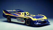 The Porsche 917/30 won the CanAM Series in 1973 as a genuine spearhead in technology