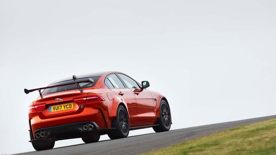 Jaguar ne compte pas lancer de XE SVR