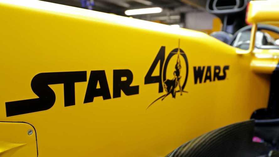 Star Wars et Renault fêtent leurs anniversaires à Monaco