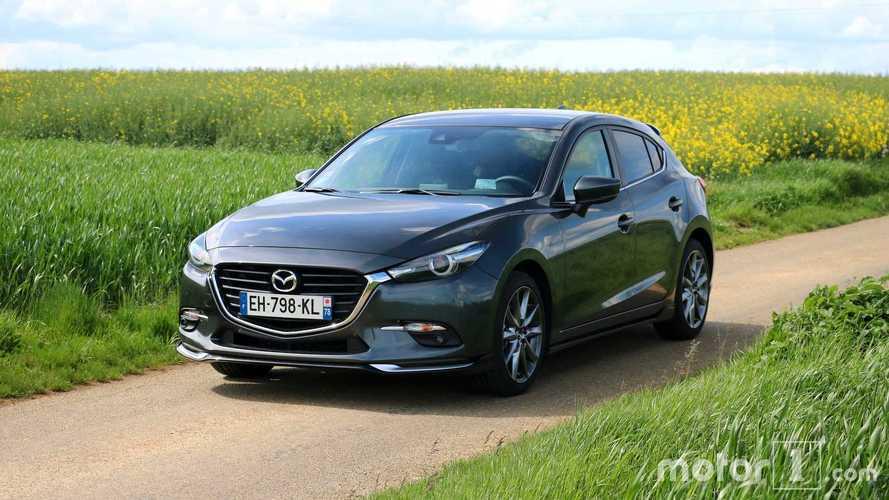 Essai Mazda3 : 2.0 Skyactiv-G 165 ch - Celle qu'il ne faut pas oublier !
